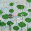 The Dashing Muscovy Ducks, Rushing through the Lotus Pond