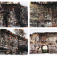Receding City Walls I – 1-4