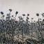 Twelve Views of a Sunflower Field IV